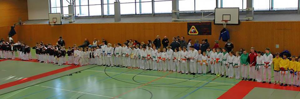 Landesmeisterschaften Ju-Jitsu 2014 in Stendal