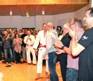 Verleihung beim DJJV Kompetenzwochenende 2013