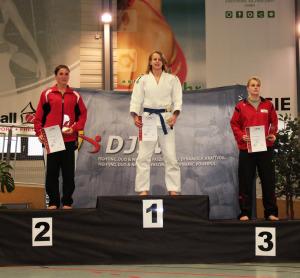 2. Platz für Johanna bei den Deutschen Meisterschaften