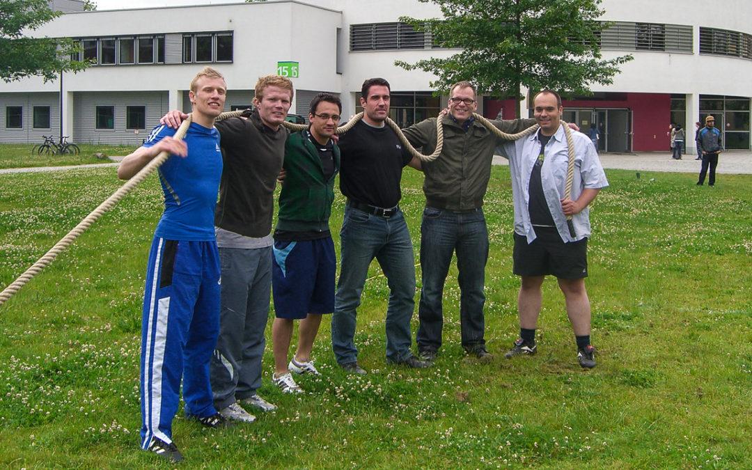 Tauziehen Studententage 2009