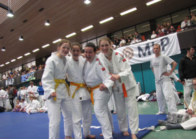 DHM Judo 2012 – Newcomer Frauen USC-Magdeburg