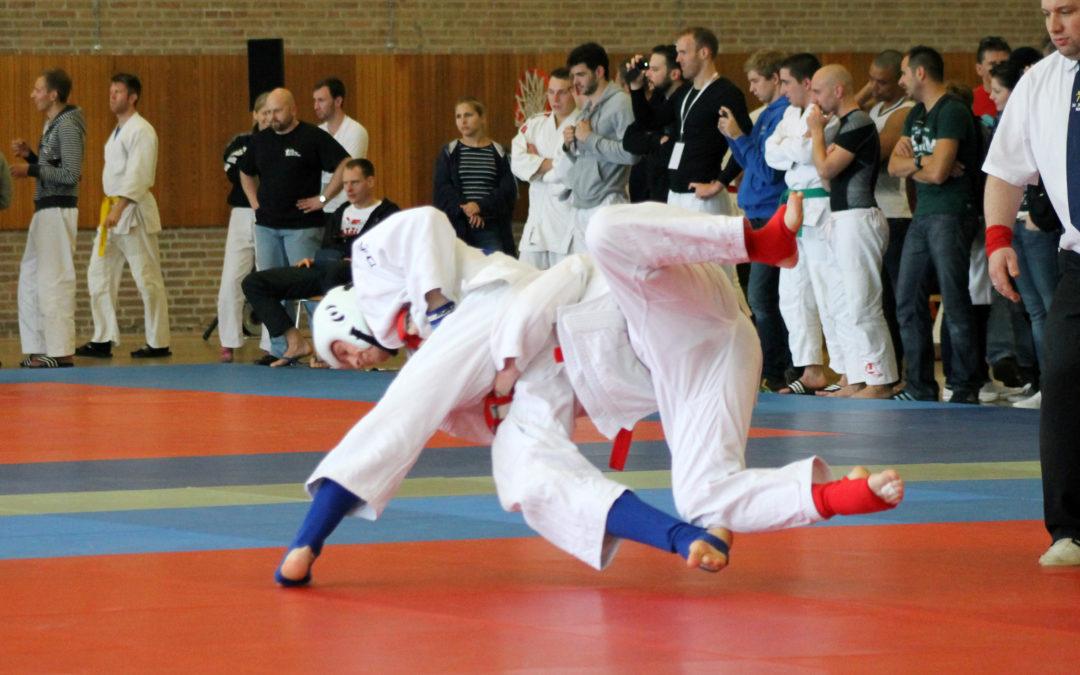 1. DHM Ju-Jitsu 2013 in Aachen