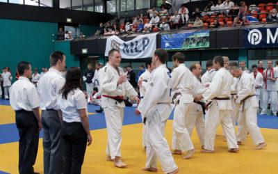 DHM Judo 2012: Wettkampf