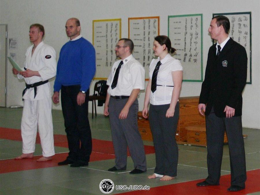 USC-Judo Weihnachtsturnier 2010