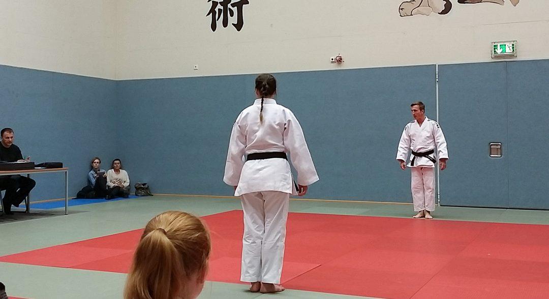 Danprüfung Jiu-Jitsu 2016